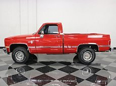 1987 Chevrolet C/K Truck for sale 100951275